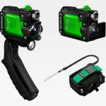 オリンパスがフィールドログカメラ「OLYMPUS STYLUS TG-Tracker(トラッカー)」を6月下旬に発売予定