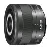 キヤノンがEOS Mシリーズ用交換レンズ「EF-M28mm F3.5 マクロ IS STM」を6月下旬に発売予定~世界初のLEDライトを内蔵