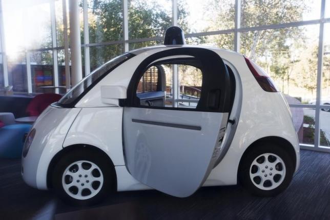 Google自動車