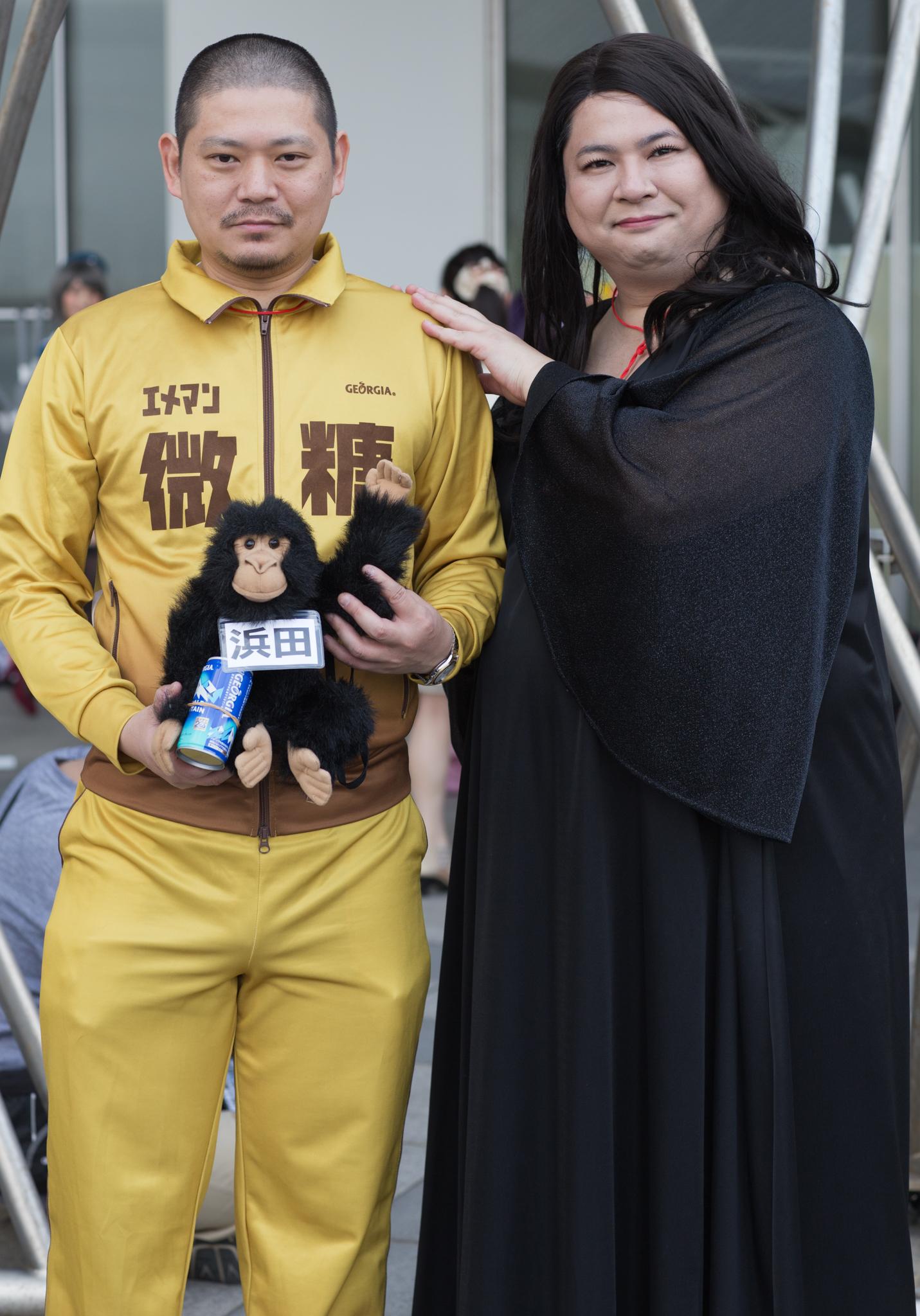 ニコニコ超会議2015_1日目_松本人志_マツコ・デラックス